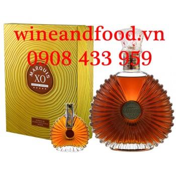 Rượu Brandy XO Marquis 75cl