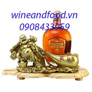 Rượu Brandy XO Napoleon Philipe De Remy kệ gỗ 750ml