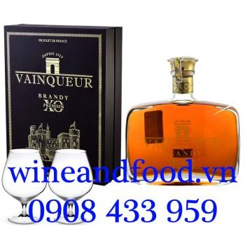 Rượu Brandy XO Vainqueur 700ml