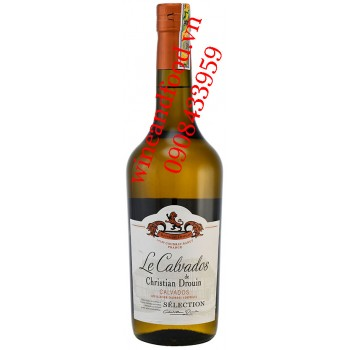 Rượu Calvados Le Calvados de Christian Drouin Selection
