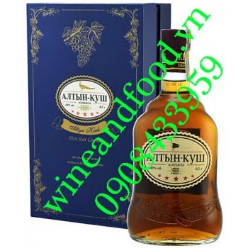Rượu Cognac Altyn Kush Five Star 500ml
