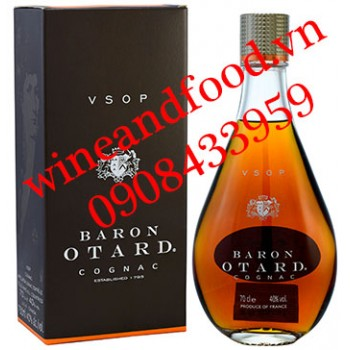 Rượu Cognac Baron Otard VSOP 70cl