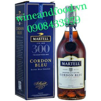 Rượu Cognac Cordon Bleu 300 năm Martell 70cl