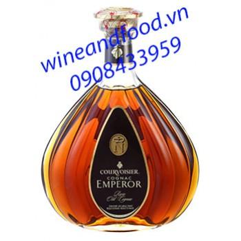 Rượu Cognac Courvoisier Emperor 700ml