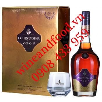 Rượu Cognac Courvoisier VSOP hộp quà 700ml