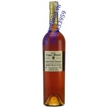 Rượu Cognac Frapin Cigar Blend 750ml
