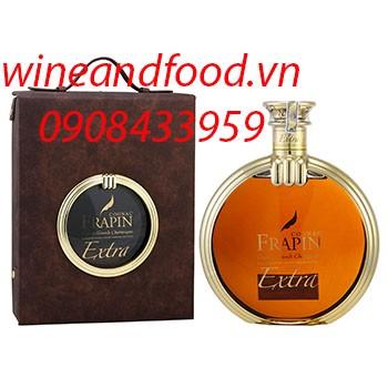 Rượu Cognac Frapin Extra 700ml