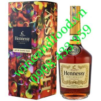Rượu Cognac Hennessy VS Art By Zhang Huan 70cl