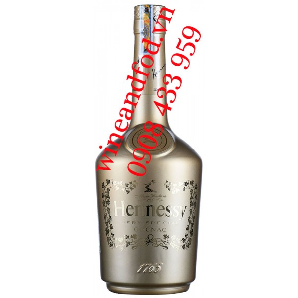 Rượu Cognac Hennessy VS Limited Edition 2021 700ml