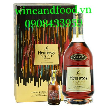 Rượu Cognac Hennessy VSOP hộp quà