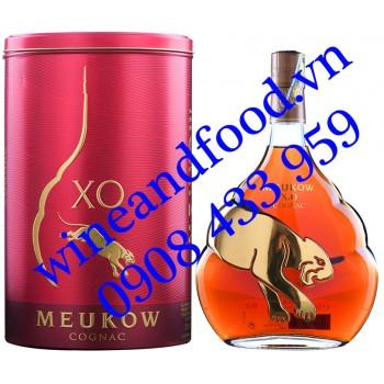 Rượu Cognac Meukow XO 700ml