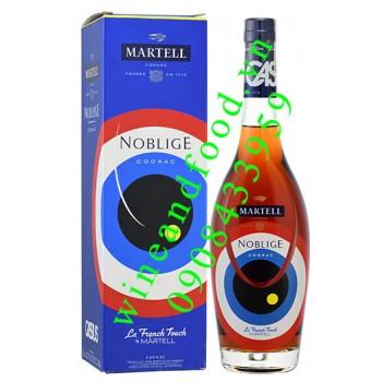 Rượu Cognac Noblige La French Touch Martell 1l