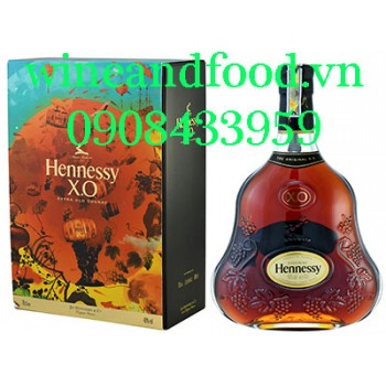 Rượu Hennessy XO by Guangyu Zhang 2019