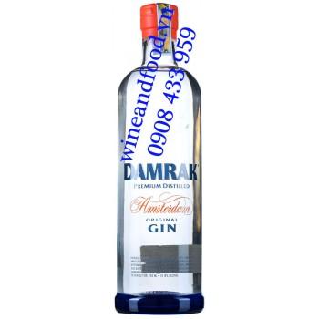 Rượu Damrak Amsterdam Original Gin 700ml