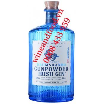 Rượu Drum Shanbo Gunpowder Irish Gin 70cl