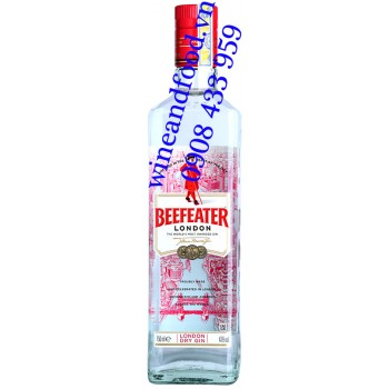 Rượu Gin Beefeater London Dry 750ml