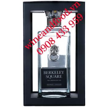 Rượu Gin Berkeley Square Mayfair London 70cl