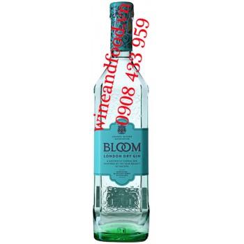 Rượu Gin Bloom London Dry Gin 70cl