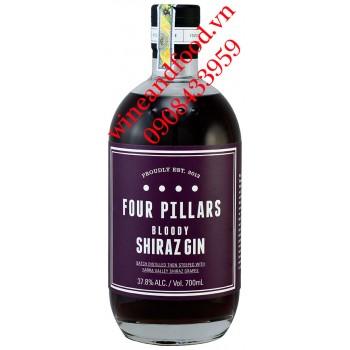 Rượu Gin Four Pillars Bloody Shiraz Gin 700ml