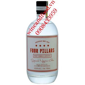 Rượu Gin Four Pillars Spiced Negroni Gin 700ml