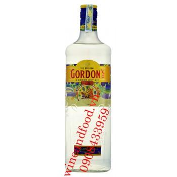 Rượu Gin Gordon's 70cl