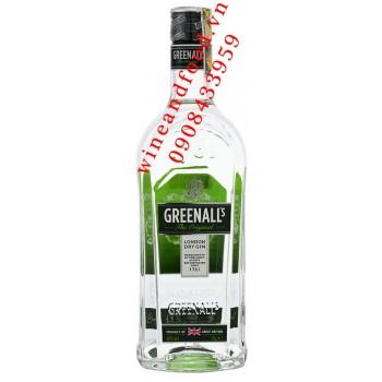 Rượu Gin Greenall's 1761 70cl