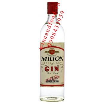 Rượu Gin Milton giá rẻ 70cl