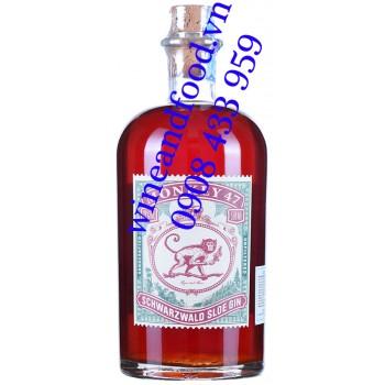 Rượu Gin Monkey 47 Schwarzwald Sloe 500ml