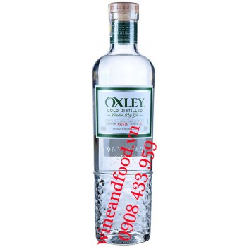 Rượu Gin Oxley Cold Distilled 700ml