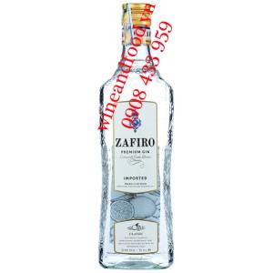 Rượu Gin Zafiro Classic Premium 70cl