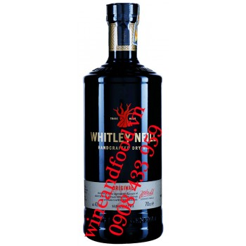 Rượu Whitley Neill Original Handcrafted Dry Gin 70cl