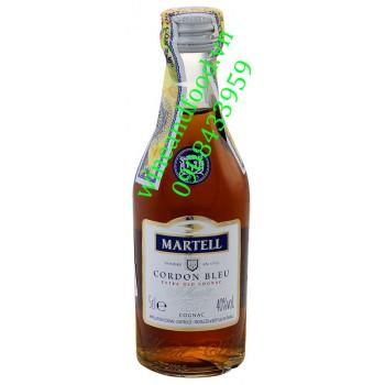 Rượu Cordon Bleu Martell mini