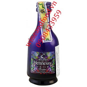 Rượu Hennessy mini Limited Edition tím 5cl