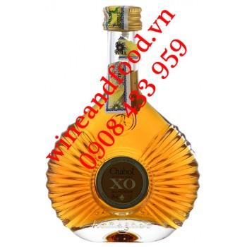 Rượu mini Armagnac chabot XO Superior 5cl