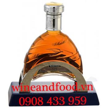 Rượu Mini Cognac Martell XO có kệ 5cl