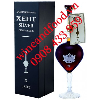 Rượu Brandy Xeht Silver Private Blend 500ml