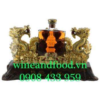 Rượu cặp rồng Brandy XO Eshcol 920 700ml