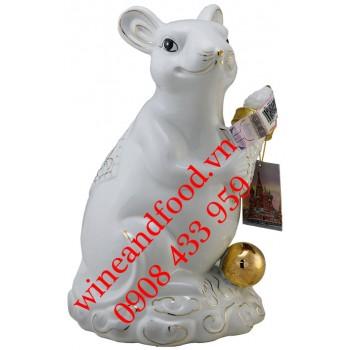 Rượu Con Chuột bằng sứ 16 1500ml