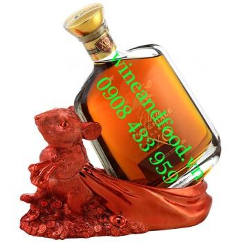 Rượu Con Chuột Brandy XO Gloire Impériale 09