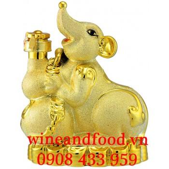 Rượu con Chuột mạ vàng 05