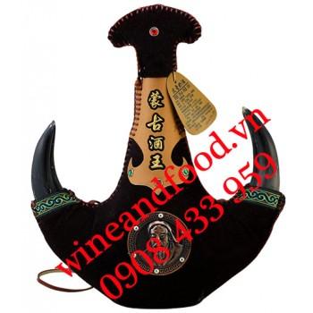 Rượu sữa ngựa Mông Cổ 03 500ml