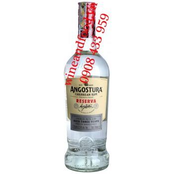 Rượu Angostura Caribbean Rum trắng Reserva 70cl