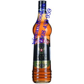 Rượu Dark Rum Ballon D'Or Premium 700ml