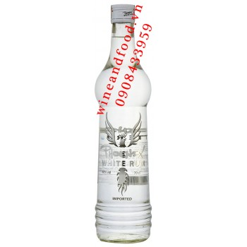 Rượu Phoenix White Rum 70cl