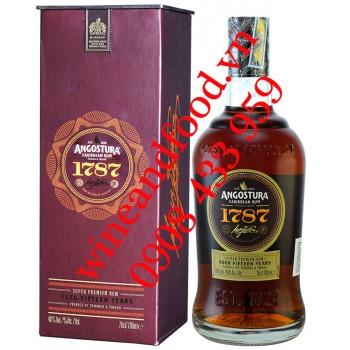 Rượu Rum Angostura 1787 15 năm 700ml