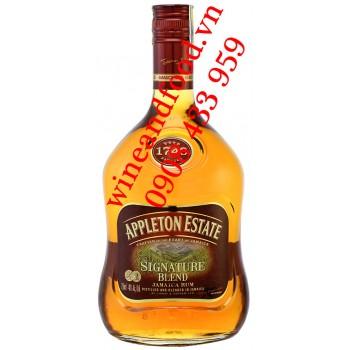 Rượu Rum Appletton Estate Signature Blend 750ml