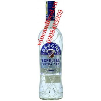Rượu Rum Brugal Extra Dry Especial 700ml