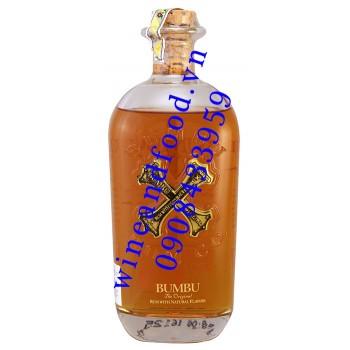 Rượu Rum Bumbu 700ml