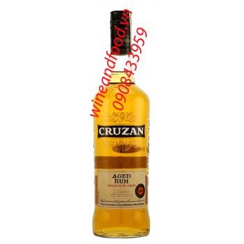 Rượu Rum Cruzan 750ml