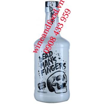 Rượu Rum Dead Man's Fingers Coconut Rum 700ml